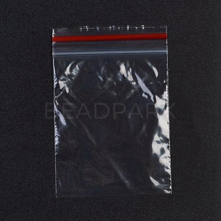 Plastic Zip Lock BagsOPP-G001-E-5x7cm-1