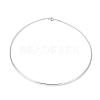 304 Stainless Steel Chain Necklaces & Bracelets SetsSJEW-E334-01B-P-2