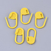 Plastic Knitting Crochet Locking Stitch Markers Holder TOOL-R028-M-2