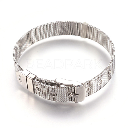 304 Stainless Steel Watch BandsWACH-P015-02P-1