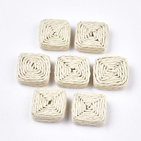 Handmade Woven BeadsX-WOVE-T006-134-1