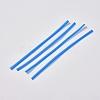 PE Nose Bridge Wire for Mouth CoverX-AJEW-E034-59B-01-3