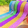 Glitter DIY Scrapbook Decorative Adhesive TapesDIY-A002-01-2