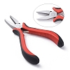 Carbon Steel Jewelry Pliers for Jewelry Making SuppliesPT-S030-1