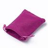 Rectangle Velvet PouchesTP-R002-7x9-05-3