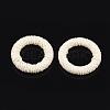 Handmade Woven Linking RingsX-WOVE-T006-126A-2