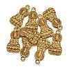 Tibetan Style PendantsX-PALLOY-K1363-AG-NR-3