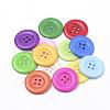 4-Hole Acrylic ButtonsX-BUTT-Q038-25mm-M-1