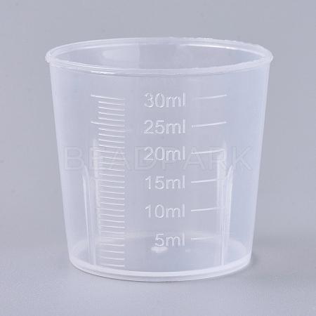 50ml Polypropylene(PP) Measuring CupTOOL-WH0021-49-1