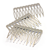 Iron Hair Comb FindingsX-MAK-Q005-23-1