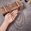 Fashion Universal Hip Hop Belt Waist Chain Jeans PunkPALLOY-TAC0019-01P-4