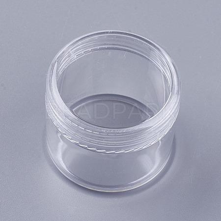 20G Plastic Portable Facial Cream JarX-MRMJ-WH0011-J03-1