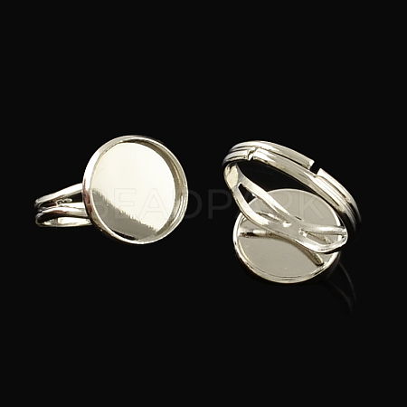 Adjustable Brass Ring ComponentsX-KK-Q573-004P-1