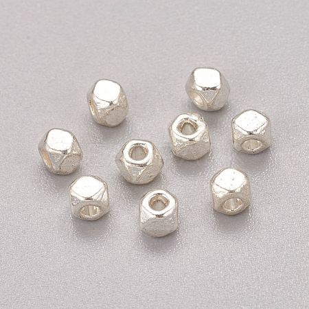 Alloy Spacer BeadsPALLOY-H528-3mm-S-NR-1