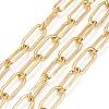 Brass Paperclip ChainsCHC-G007-01G-1